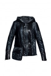 Casa Kadın Deri Ceket
