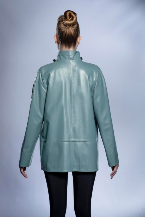 Kadın Deri Ceket